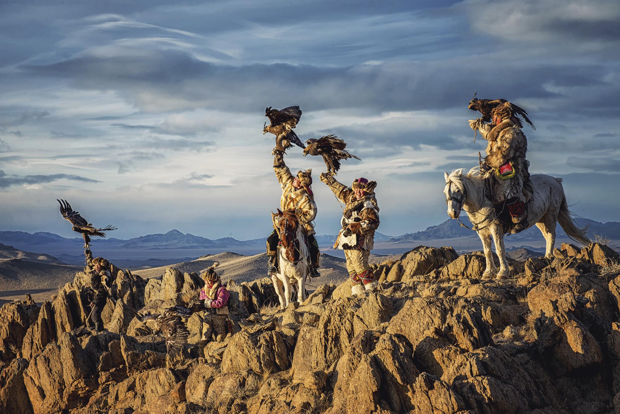 Mongolei: der unberührte Westen