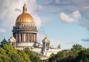 Moskau & St. Petersburg