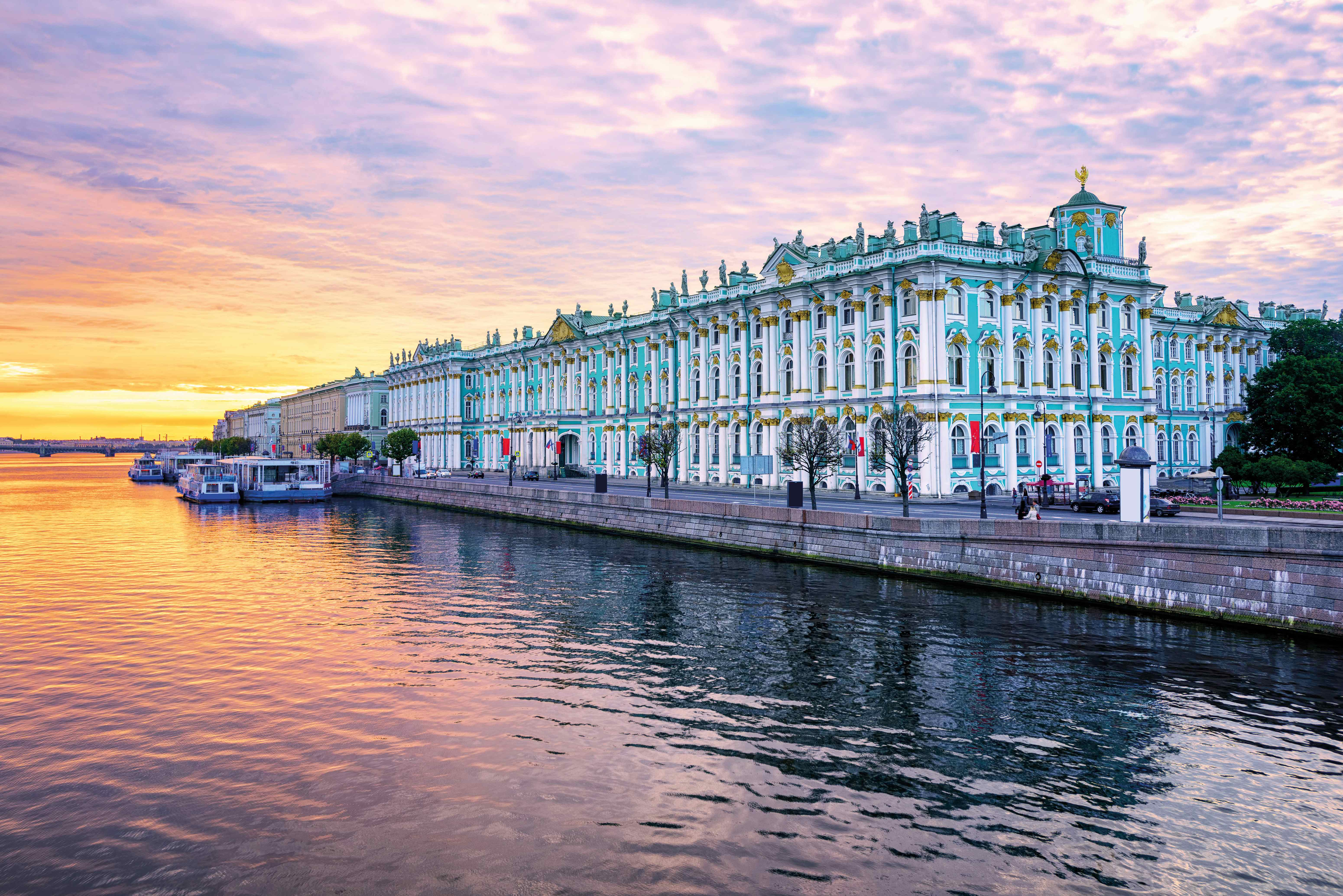 Moskau & St. Petersburg: Städtereise mit dem Schnellzug