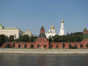 Moskau im 5* Hotel im Zentrum der Stadt