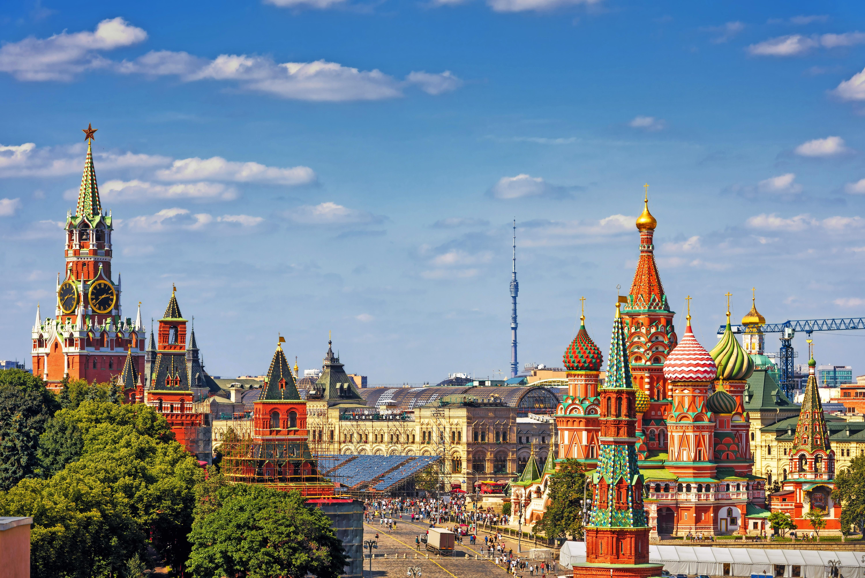 Moskau und der Goldene Ring