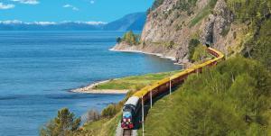 Mythos Transsibirische Eisenbahn