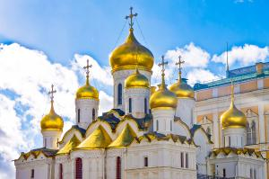 Per Pedes in Moskau und am Goldenen Ring