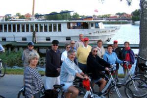 Per Rad und Schiff durch Masuren mit der MS Classic Lady - mit Reiseleitung
