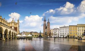 Polnische Kulturmetropolen