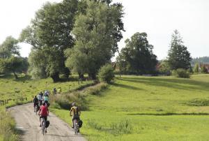 Radwandern in Masuren