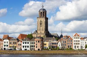 Rhein, Holland - Luv und Lee: Düsseldorf - Deventer - Groningen - Leer - Emden - Sneek - Amsterdam - Rotterdam - Nijmegen - Düsseldorf mit der MS Calypso