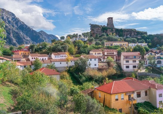 Rundreise & Baden - Albanien & Korfu
