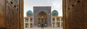 Rundreise - Usbekistan