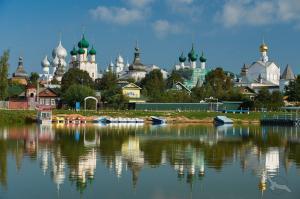 Russland, Wolga und Don - Zarenreich: Rostov - Wolgograd - Uljanovsk - Kazan - Pilos - Kostroma - Jaroslawl - Goritsy - Insel Kishi  - St. Petersburg mit der MS Aleksandra