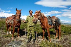 Russland | Altai - Altai? – Dawaj! Folgt dem Ruf der Berggeister zu den goldenen Gipfeln