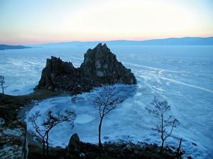 Russland | Baikal - Baikal-Eistrekking