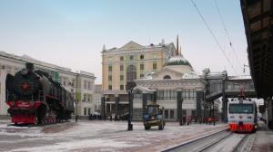 Russland | Baikal - Mit der Transsib zum Baikal-Eistrekking
