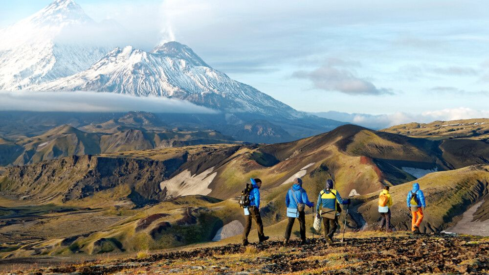 Russland | Kamtschatka - Ursprung des Lebens