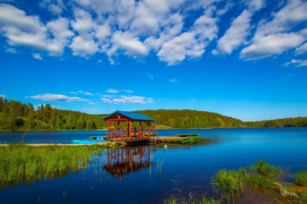 Russland - Swetlana: Moskau - Uglitsch - Jaroslawl - Goritsy - Insel Kishi - Mandrogi - St.Petersburg mit der MS Aleksandra