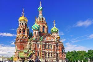 Russland - Swetlana: St.Petersburg - Mandrogi - Insel Kishi - Goritsy - Jaroslawl - Uglitsch - Moskau mit der MS Aleksandra