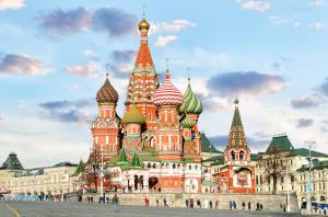 Russland: Höhepunkte von Moskau bis St. Petersburg