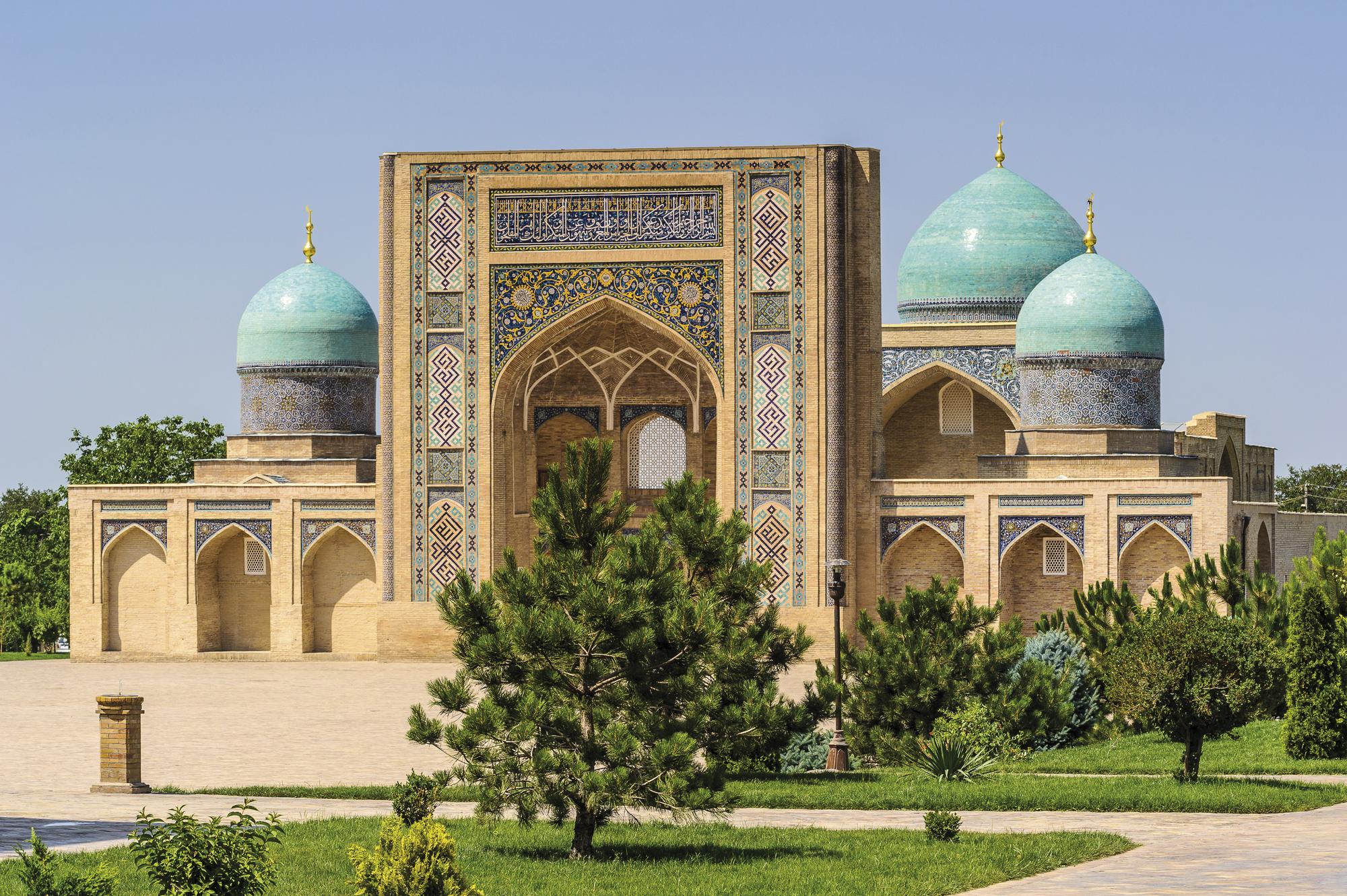 Seidenstrasse: Von Zentralasien nach Persien