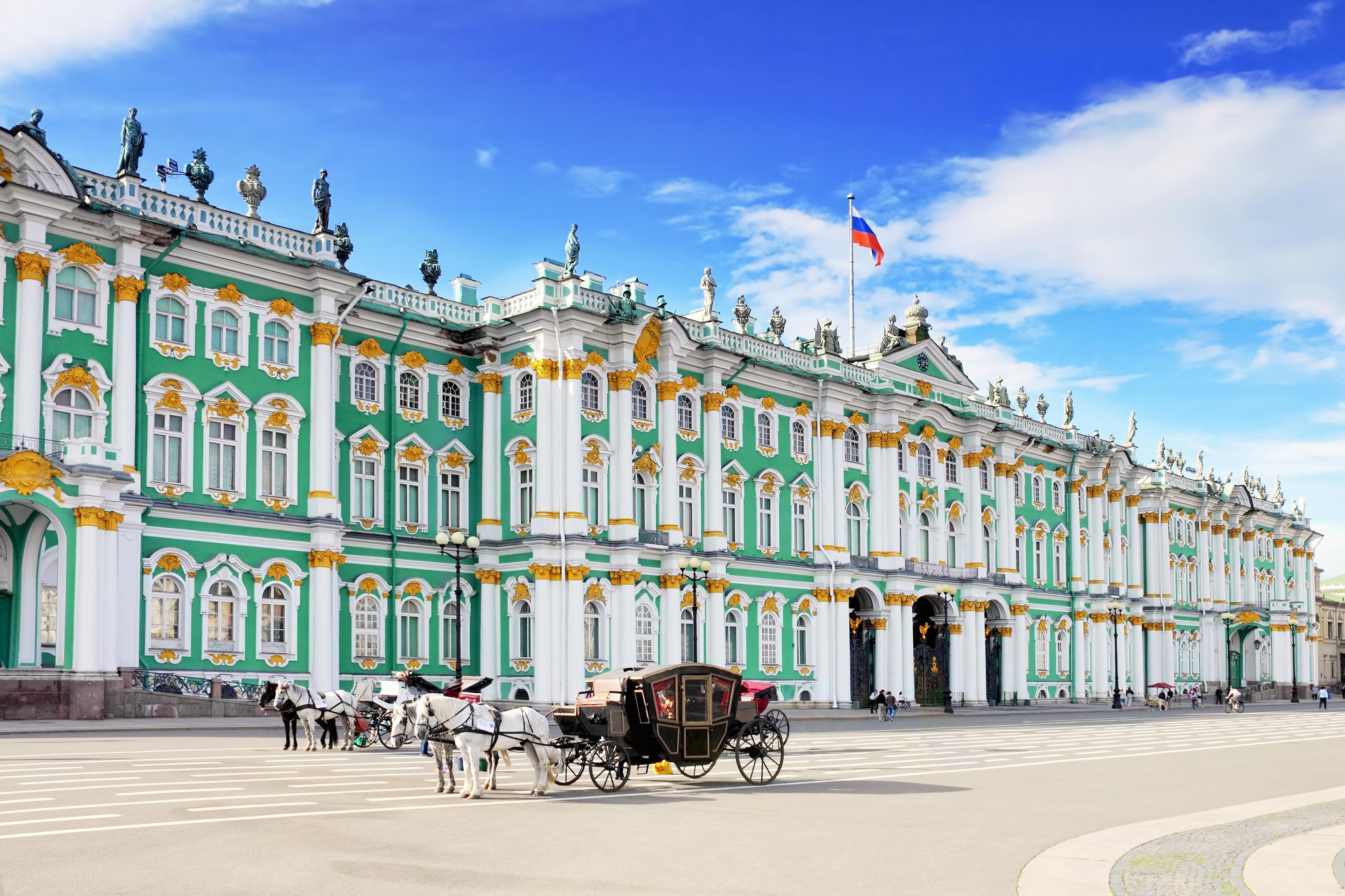 St. Petersburg: Die ausführliche Städtereise