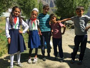 Tadschikistan - Durch die goldenen Fan-Berge