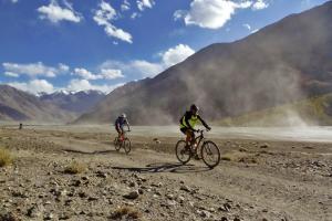 Tadschikistan - Pamir-Durchquerung mit dem Mountainbike