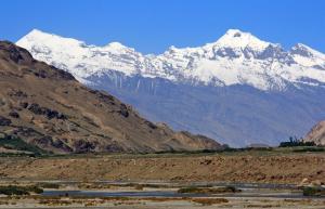 Tadschikistan - Zu Besuch bei Marx und Engels im Pamir