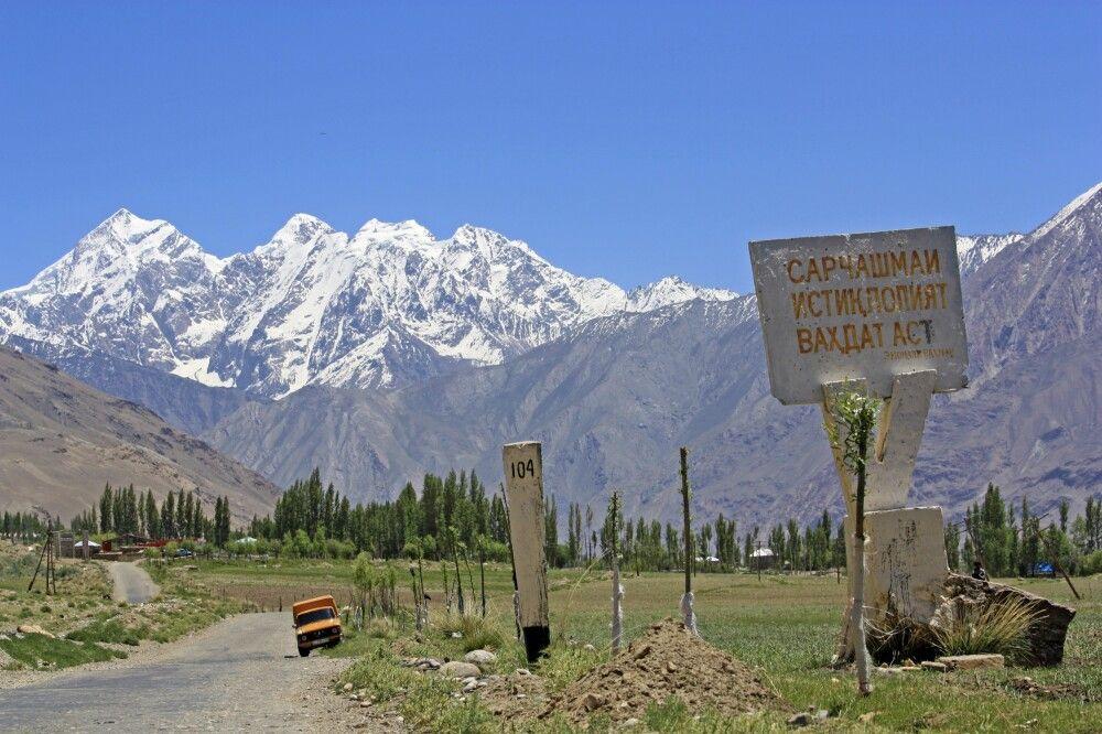 Tadschikistan • Kirgistan - Große Seidenstraße Teil 3