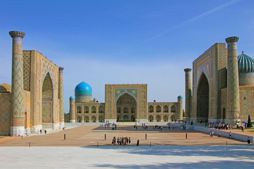 Tadschikistan • Usbekistan - Orient pur – Fan-Gebirge und Oasenstädte