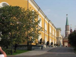 Tag des Sieges in Moskau im 5* Hotel im Zentrum der Stadt