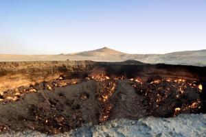 Turkmenistan - Wo die Seidenstraße die Wüste kreuzt(e)