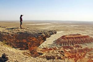 Turkmenistan - Wüstenritt durch ein unbekanntes Land