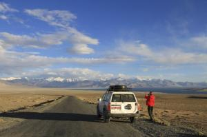 Turkmenistan • Usbekistan  • Tadschikistan • Kirgistan - Große Seidenstraße Teil 2 und 3