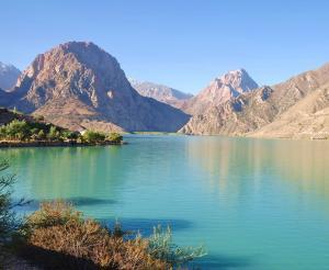 Usbekistan, Tadschikistan & Kirgistan - Abenteuer Zentralasien
