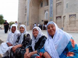 Usbekistan, Turkmenistan & Kirgisistan: Die ausführliche Reise