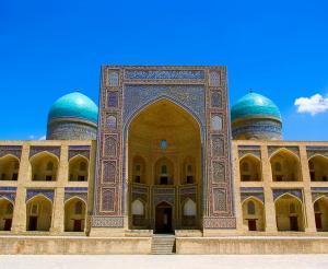 Usbekistan & Tadschikistan - Moscheen, Minarette & Bergwelten
