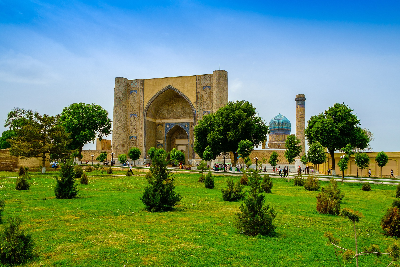 Usbekistan & Turkmenistan: Höhepunkte