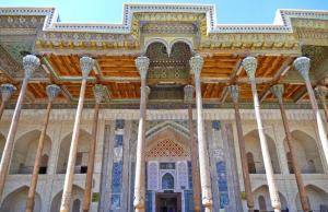 Usbekistan - Morgenland aus Tausendundeiner Nacht