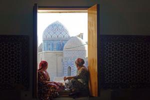 Usbekistan - Moscheen, Minarette, Miniaturen – Märchenstädte aus 1001 Nacht