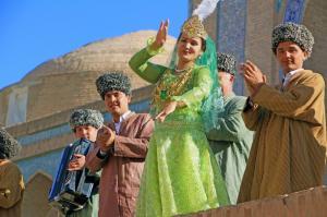 """Usbekistan - """"Silk and Spice Festival in Buchara"""" – Seide und Gewürze im Land aus 1001 Nacht"""