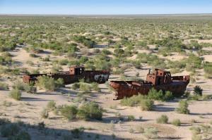 Usbekistan - Von der Wüste Aralkum und dem Aralsee in den Orient