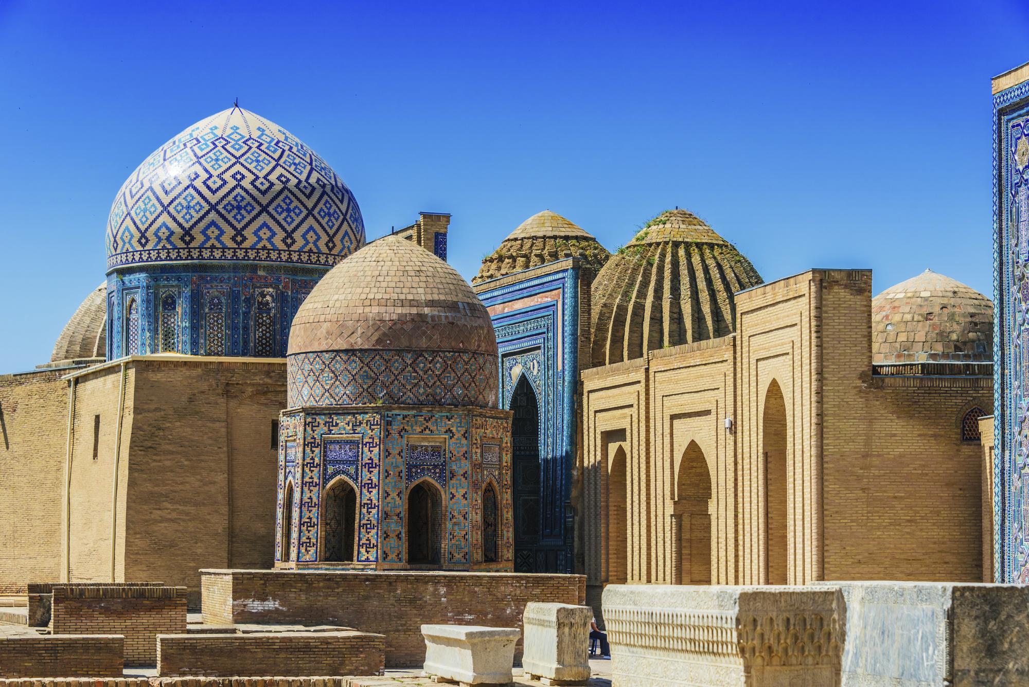 Usbekistan - das Herz Zentralasiens