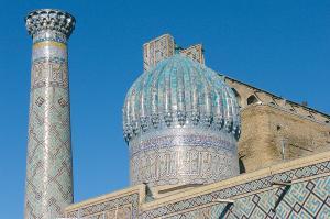 Usbekistan  -  Zauber der Seidenstraße