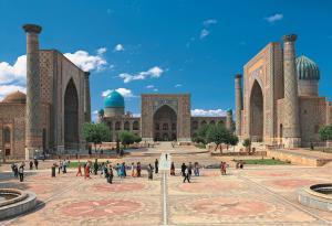 Usbekistan: Höhepunkte