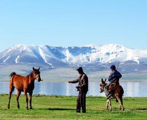 Usbekistan und Kirgistan - Märchenhaftes Zentralasien