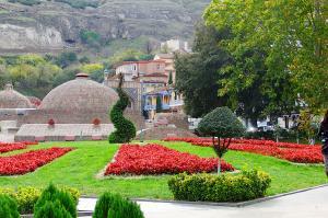 Vom Kasbek zum Kaspischen Meer