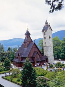 Von Krakau durch's Riesengebirge nach Breslau