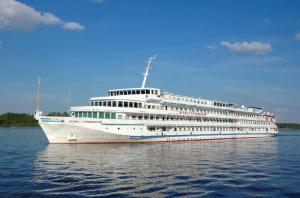 Von St. Petersburg bis Rostow am Don - Wolga-Don Flussfahrt mit der MS Anton Tschechow