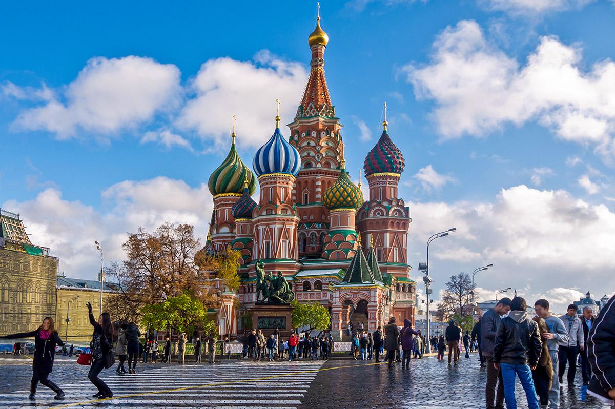 Von den russischen Wasserstraßen an den Goldenen Ring