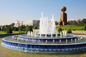 Wasser  -  kostbares Gut Zentralasiens